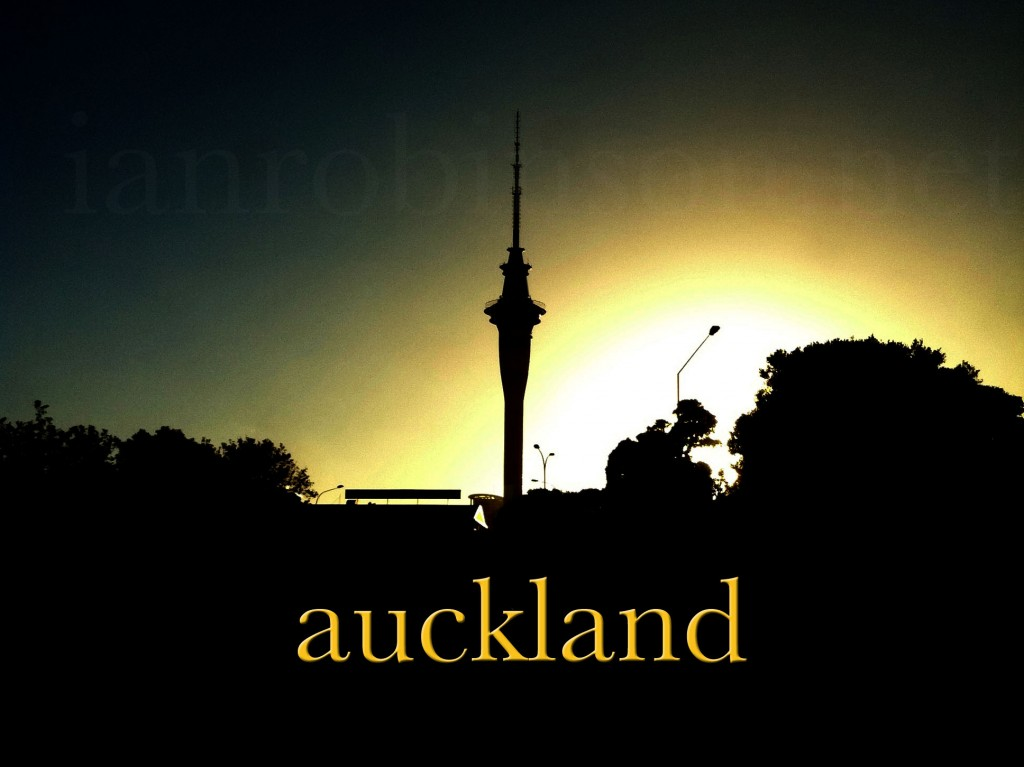 Auckland Sunrise