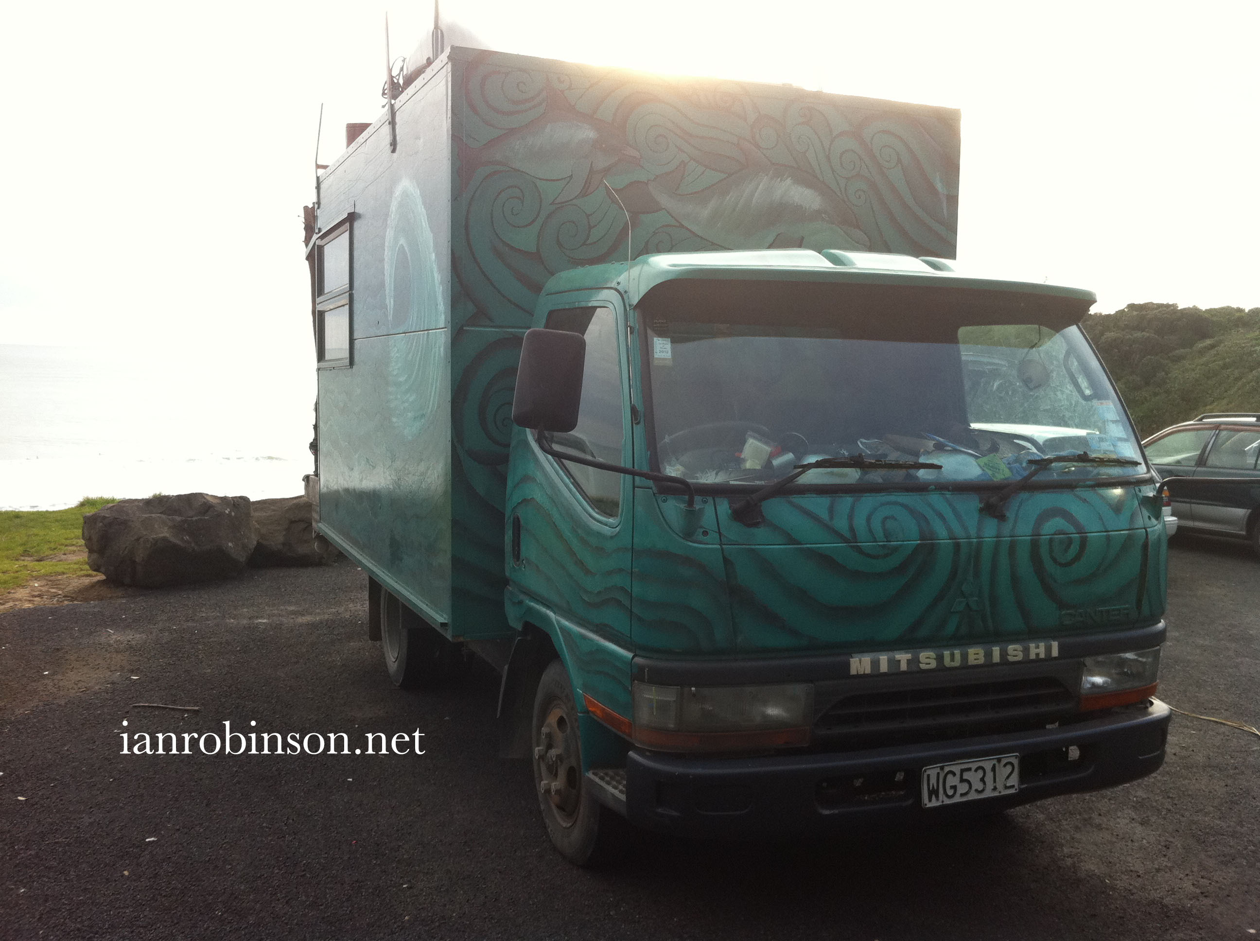 Permanent New Zealand Nomad Mobile 1