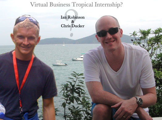 Virtual Internship Chris and Ian