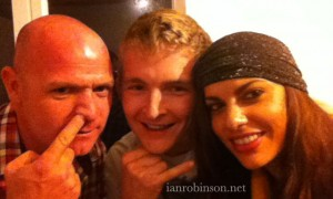 Ian, Veronica And Dan