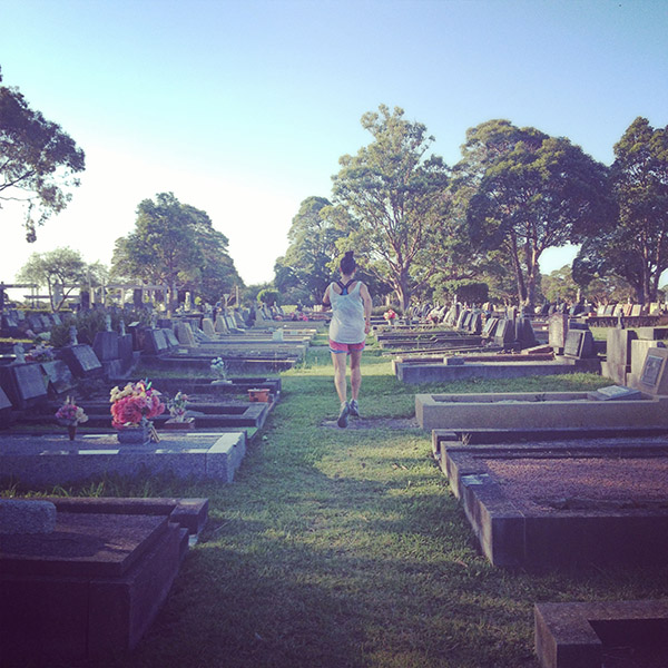 Running-In-Graveyard