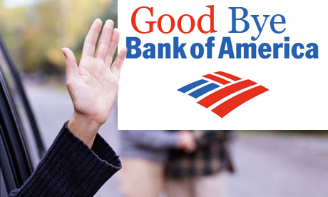 Leave Bank of America as a Small Business Bank