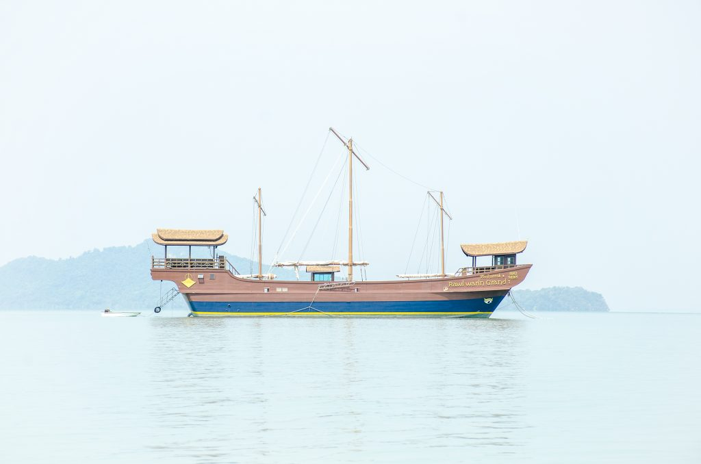 The Andaman Sea by Ian Robinson