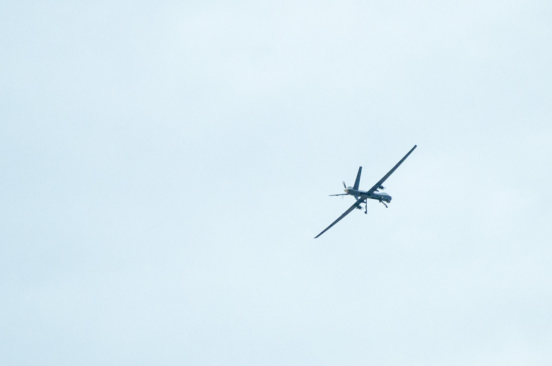 Creech Air Force Base Drone