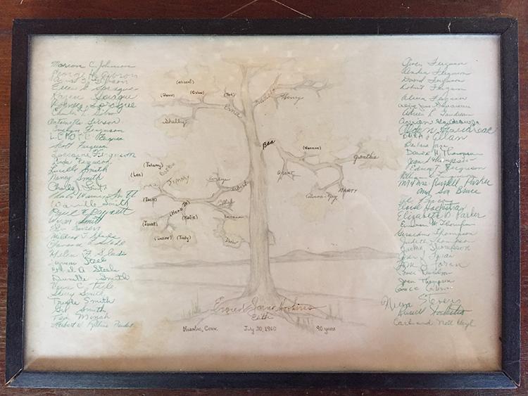The Hoskins Family Tree