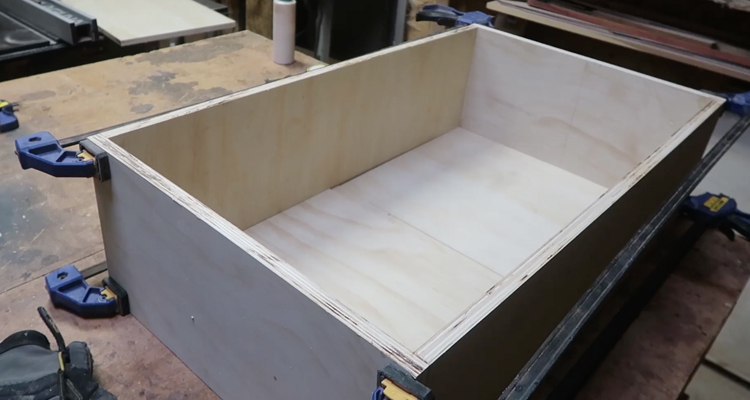 Custom Drawers