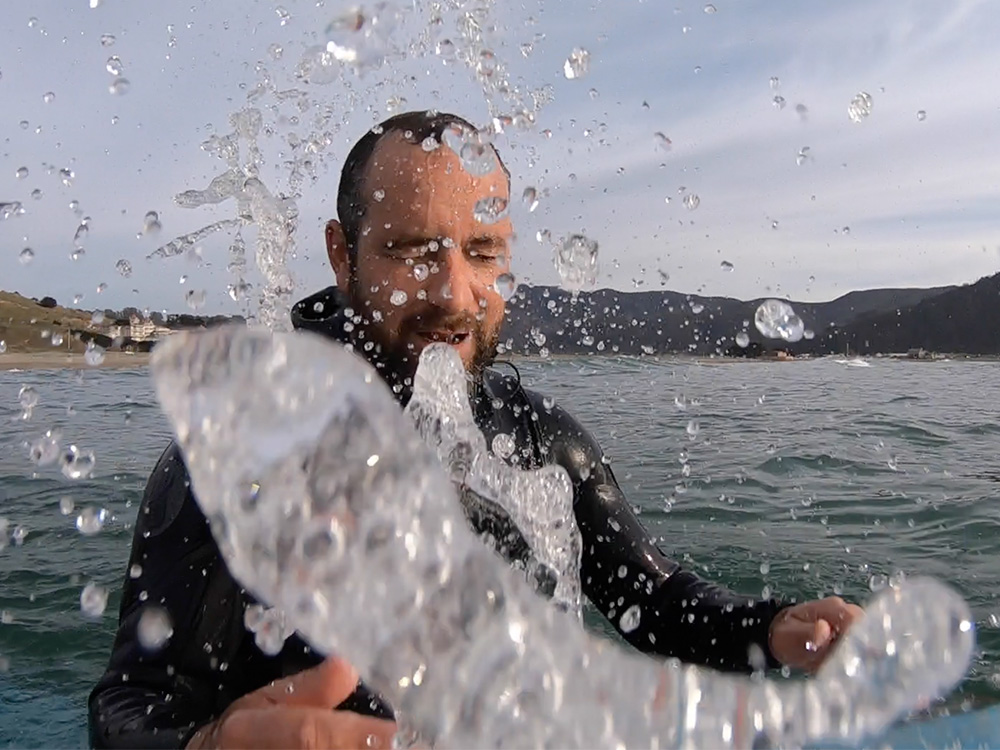 still water - surfing pacifica
